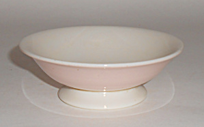 Franciscan China Encino Breakfast Shell Pink Sherbet