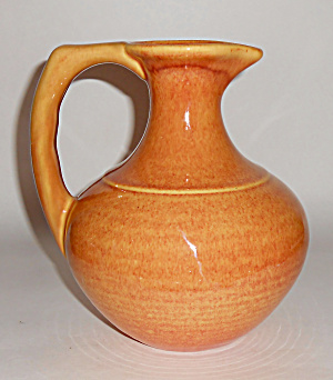 Franciscan Pottery El Patio Golden Glow Carafe Mint