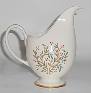 Franciscan Pottery Fine China Fremont Creamer Mint