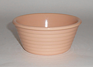 Franciscan Pottery Kitchen Ware Gloss Coral Ramekin Mi
