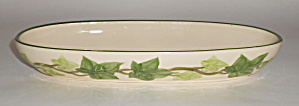Franciscan Pottery Ivy U.s.a. Relish Bowl