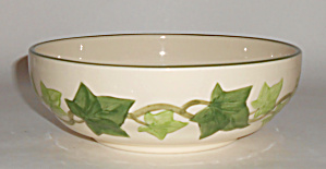 Franciscan Pottery Ivy U.s.a. Vegetable Bowl Mint