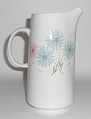 Franciscan Pottery China Maytime Milk Pitcher! MINT  (Image1)