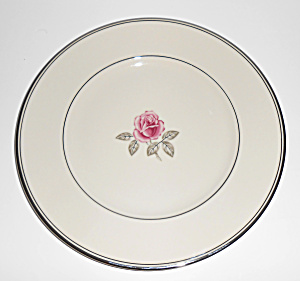 Franciscan Pottery China Huntington Rose Salad Plate