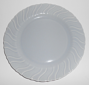 Hollydale Pottery Capistrano Grey Dinner Plate Mint