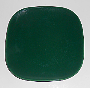 Franciscan Pottery Tiempo Leaf Green Bread Plate Mint