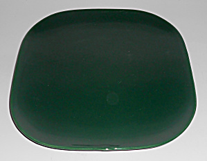 Franciscan Pottery Tiempo Leaf Green Salad Plate Mint