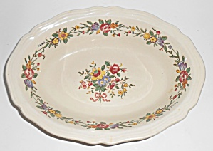 Royal Doulton China Leighton Vegetable Bowl Mint