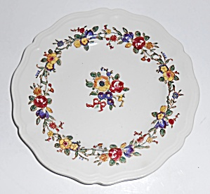 Royal Doulton China Leighton Bread Plate Mint