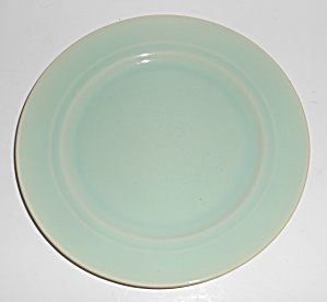 Franciscan Pottery Montecito Celadon Salad Plate