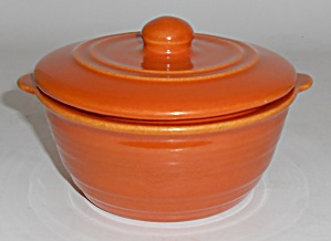 Pacific Pottery Hostess Ware Apache Red Baking Dish