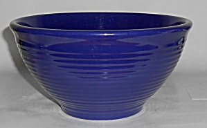 Franciscan Pottery Kitchen Ware Cobalt #339 Mixing Bowl (Image1)