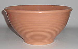 Franciscan Pottery Kitchen Ware Coral #340 Mixing Bowl