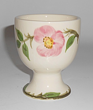 Franciscan Pottery U.s.a. Desert Rose Egg Cup Mint