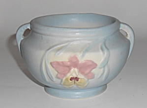 "Hull Pottery Orchid 4-3/4"" Jardiniere"
