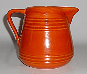 Pacific Pottery Hostess Ware Apache Red 1 Qt Pitcher
