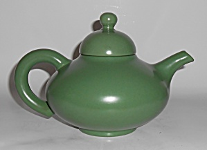 Franciscan Pottery El Patio Experimental Glaze Teapot