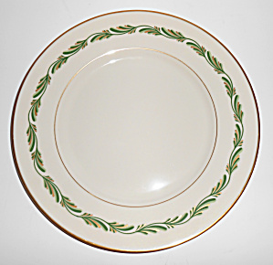 Franciscan Pottery Fine China Arcadia Green Dinner Plt