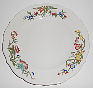 Syracuse China Restaurant Ware Bombay Dinner Plate Mint