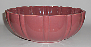 Franciscan Pottery Sunkist Very Rare Dusty Rose Salad