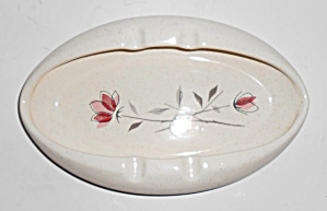 Franciscan Pottery Duet Large Ashtray Mint