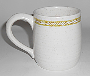 Franciscan Pottery Hacienda Green Large Mug Mint (Image1)