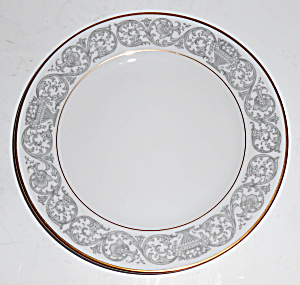 Rosenthal Porcelain China Florentine Gold Bread Plate