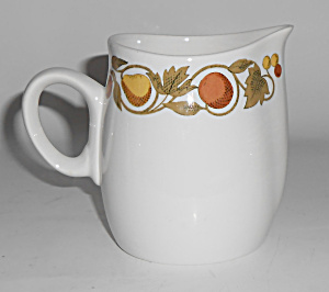 Franciscan Pottery Pickwick Creamer Mint