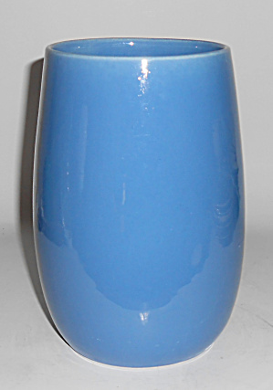 Bauer Art Pottery Fred Johnson Delph #215 Vase