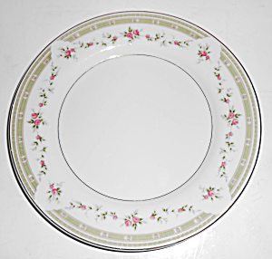 Mikasa Fine China Porcelain Gloria 5763 Salad Plate