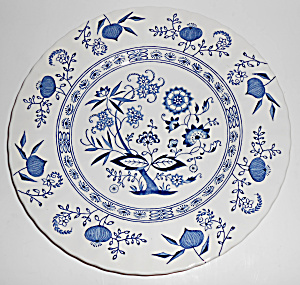 J & G Meakin China Blue Nordic Dinner Plate Mint