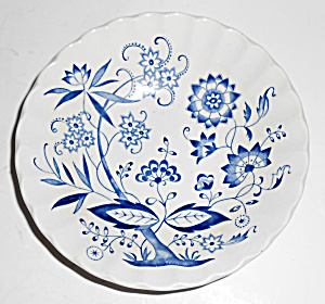 J & G Meakin China Blue Nordic Fruit Bowl Mint