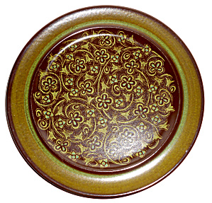 Franciscan Pottery Madeira Dinner Plate