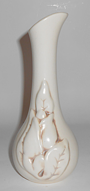 Red Wing Pottery Magnolia Matte Art Vase
