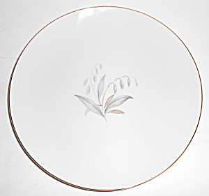 Kaysons China Porcelain Golden Rhapsody Dinner Plate