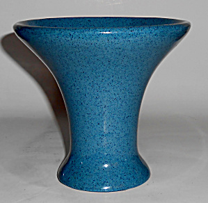 Peters And Reed Pottery Wilse Blue #47 Vase Mint