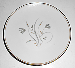 Noritake China Porcelain Gold Band Laverne Bread Plate