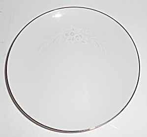 Sango Japan China Porcelain Cantata Floral Bread Plate