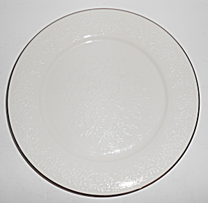 Noritake China Porcelain Affection Dinner Plate