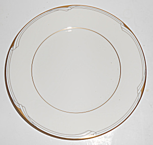Noritake China Porcelain Golden Cove Salad Plate