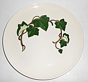 Metlox Pottery Poppy Trail California Ivy Dinner Plate (Image1)