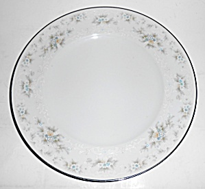 Noritake Porcelain China Patience W/plat Dinner Plate