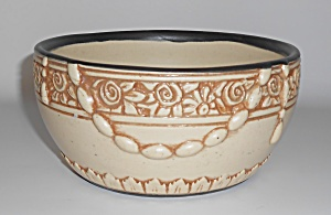 "Weller Art Pottery 7-3/8"" Bowl"