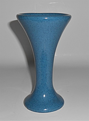 Peters And Reed Pottery Wilse Blue #43 Art Vase
