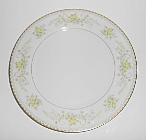 Mikasa Fine China Porcelain Greenbriar Dinner Plate