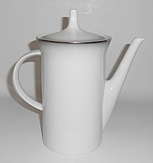 Rosenthal Porcelain China Evensong Coffeepot