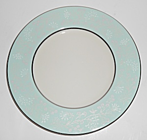 Castleton China Corsage Salad Plate