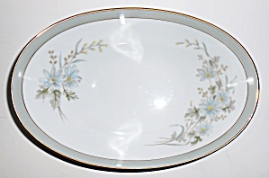 Noritake Porcelain China Michelle 6021 w/Gold Vegetable (Image1)
