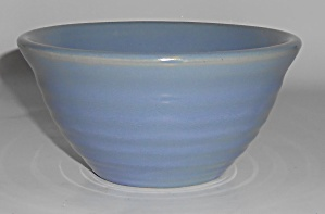 Bauer Pottery Ring Ware Delph Blue #36 Mixing Bowl