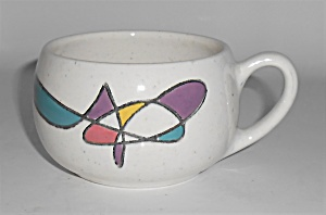 Metlox Pottery Poppy Trail Mobile Coffee Cup (Image1)